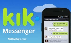 Kik Messenger Login